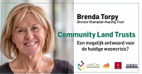 Brenda Torpy (VS) over Community Land Trusts